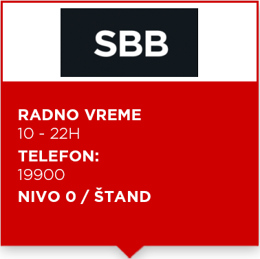 SBB - Stadion Shopping Center